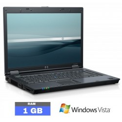 HP NC6120 Sous Windows...