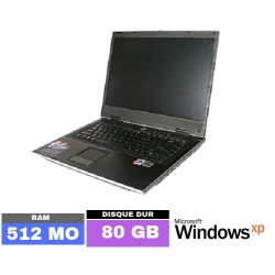ASUS M6000 Sous Windows XP...