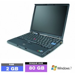 LENOVO THINKPAD X60 sous...
