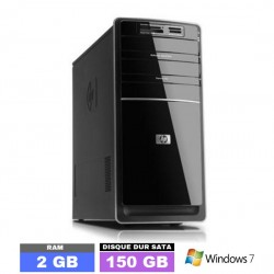 HP a6000 sous windows 7 -...