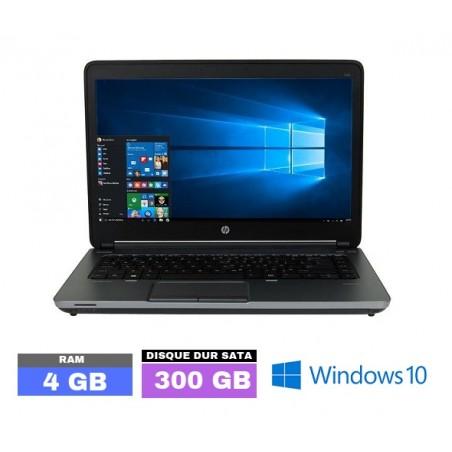 HP Elitebook 645 G1 - AMD A8  - 4Go RAM  sous Windows 10  - N°062740