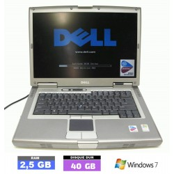 PC Portable DELL LATITUDE...