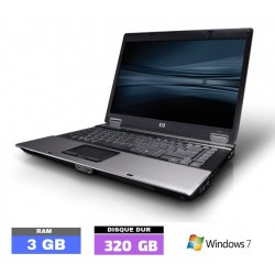 HP 6730B Sous Windows 7 -...