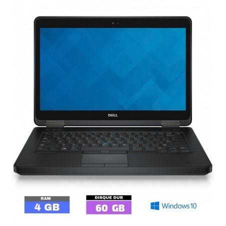 DELL LATITUDE E7240 Sous Windows 10 SSD Core I5 - Ram 4 Go - N°071003