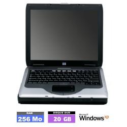 HP NX9010 sous Windows XP -...
