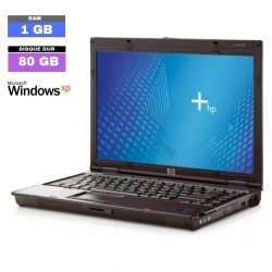 HP Compaq NC 6400 sous...