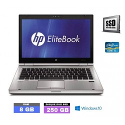 HP Elitebook 8470P Core i5...