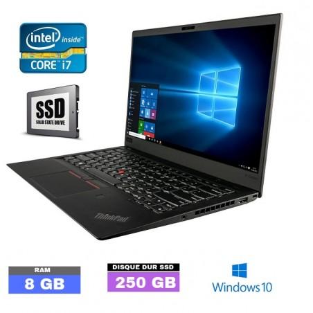LENOVO X1 CARBON Core I7 - Ram 8Go - SSD- N°011350