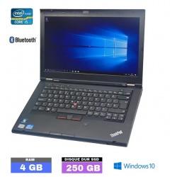 LENOVO T430 Core I5 - SSD -...