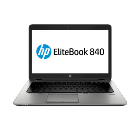HP Elitebook 840 G2 Core i5 - 8Go RAM - SSD - Windows 10  - N°110740