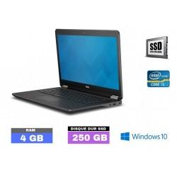 DELL E7450 - Windows 10 -...
