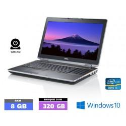 DELL LATITUDE E6520 Core I5...