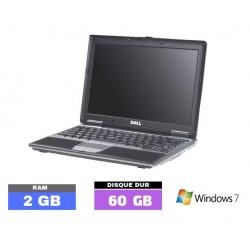DELL D430 Sous Windows 7 -...