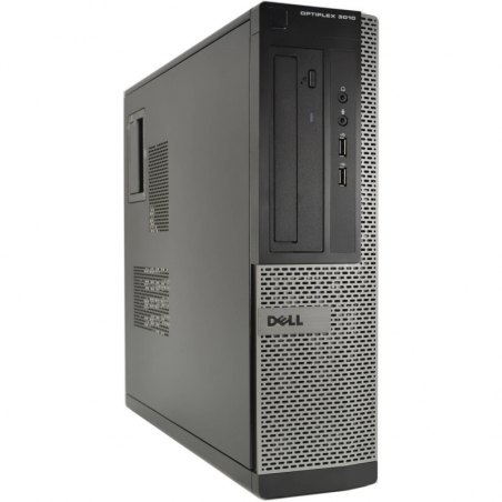 UC DELL OPTIPLEX 3010 DT  Windows 10 - Core I5 - Ram 8 Go - N°011450