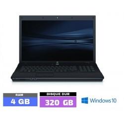 HP PROBOOK 4710S - Windows...