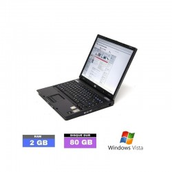HP NX6310 sous Windows...