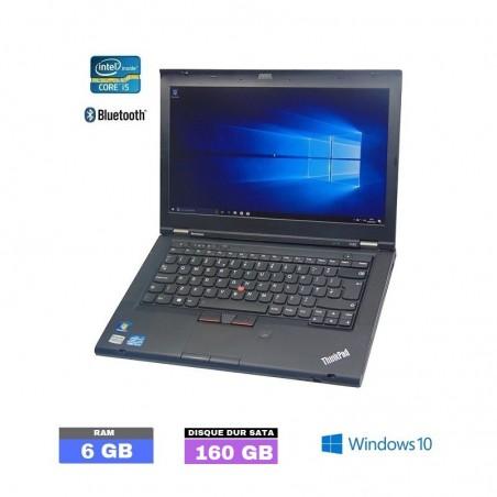LENOVO T410 - Core I5 - Ram 6 Go- N°020505