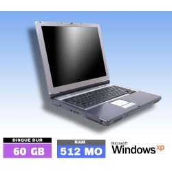 NEC VERSA C160 Sous Windows XP - 050904 PHOTO 16