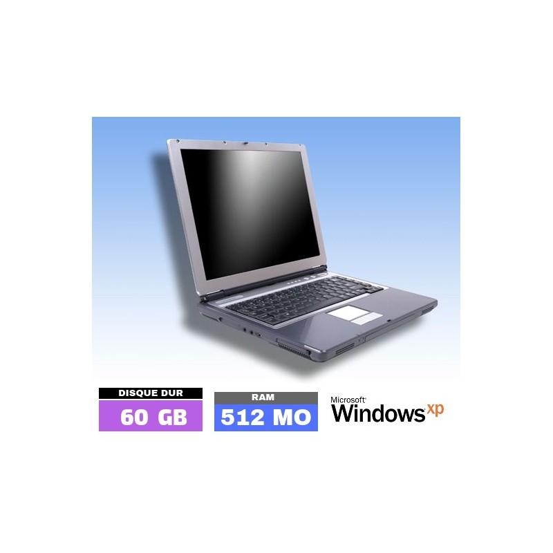 NEC VERSA C160 Sous Windows XP - 050904 PHOTO 16