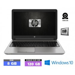HP PROBOOK 650 G1 - Windows...