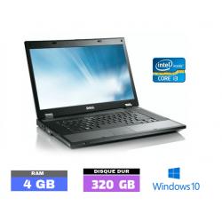 DELL E5510 - Core I3 Sous...
