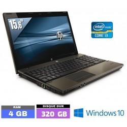 HP PROBOOK 4520S - Core I3...