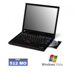 IBM T40 - Sous Windows...
