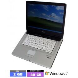 FUJITSU AMILO C1410 Sous Windows 7 - N°031201 PHOTO 1