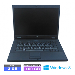 DELL LATITUDE E5500 Sous Windows 8.1 - 042901 PHOTO 15