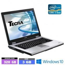 TOSHIBA TECRA A8 Sous Windows 10 / DD 300 Go - 082802 PHOTO 17
