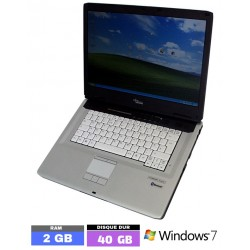 FUJITSU AMILO C1410 Sous Windows 7 - N°031003 PHOTO 14
