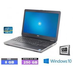 DELL LATITUDE E6540 Core I5...