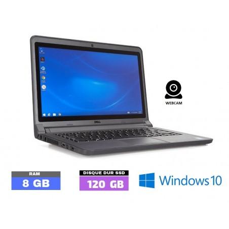 DELL LATITUDE 3350 Windows 10 Core I3 - WEBCAM SSD -  Ram 8 Go  - N°051720