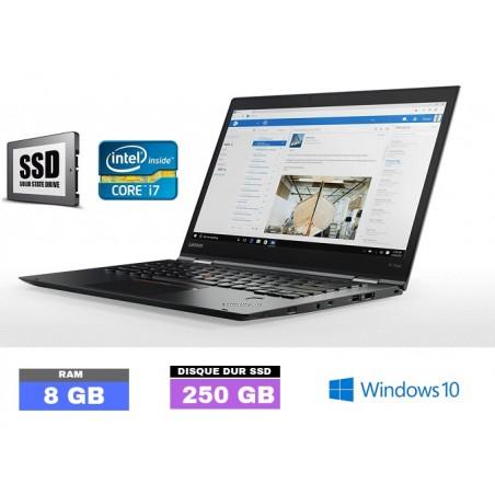 LENOVO X1 YOGA Core I7 - Ram 8Go - Grade D - SSD- N°060520