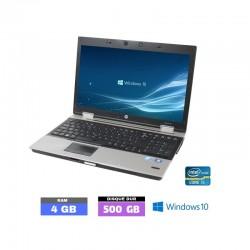 HP ELITEBOOK 8540P - Sous...