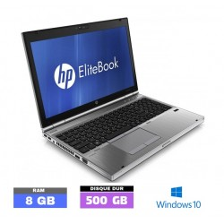 HP ELITEBOOK 8570P sous...