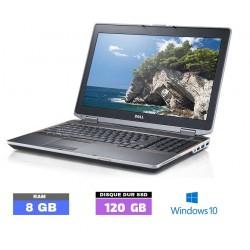 DELL LATITUDE E6530 Core I5...