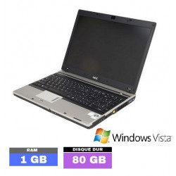 PC Portable NEC VERSA M370...